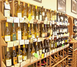White Wine Section